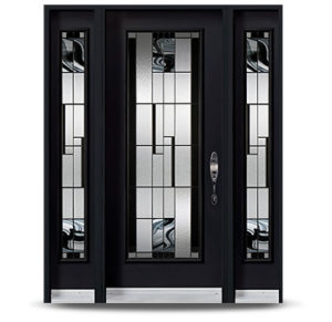 steel front doors replacement canadian choice