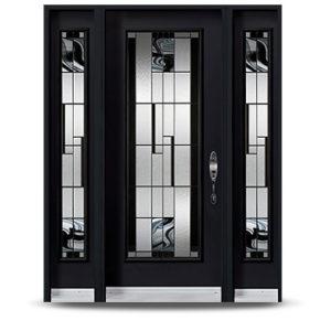 steel-front-doors